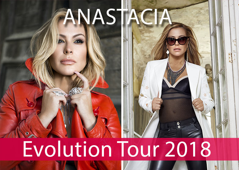 Anastacia Evolution Tour 2018 - Sylt