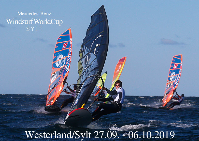 Mercedes-Benz Windsurf World Cup Sylt 2019